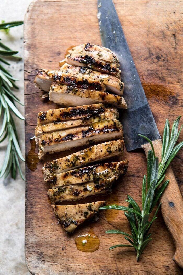 Rosemary Chicken breast