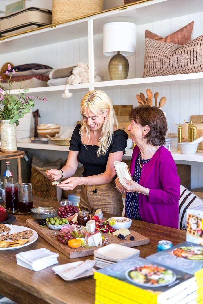 HBH Cookbook Signing at Amber Interiors | halfbakedharvest.com
