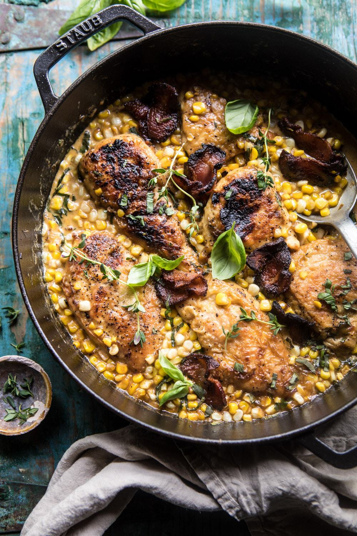 My Favorite Cast Iron Cookware | halfbakedharvest.com #skillet #staub #castiron