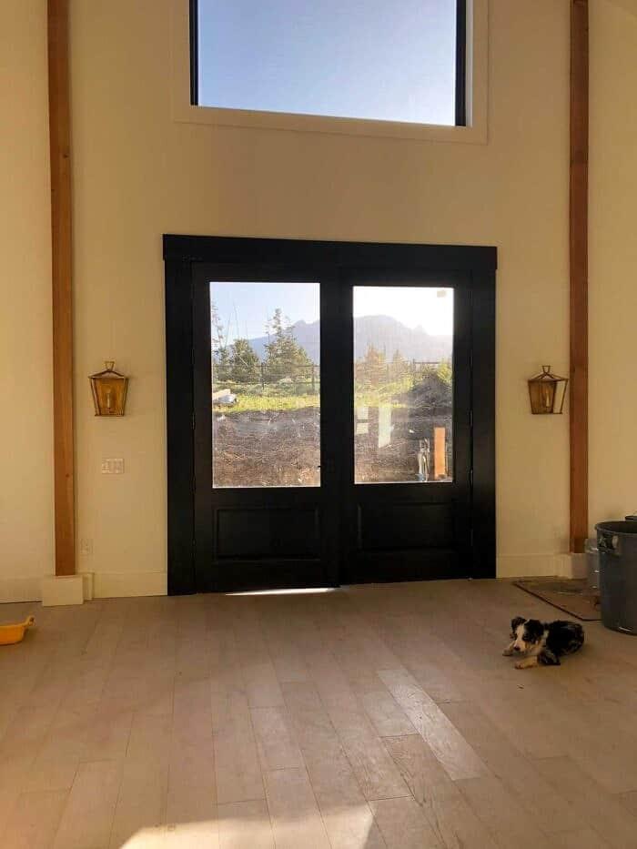 studio barn front doors