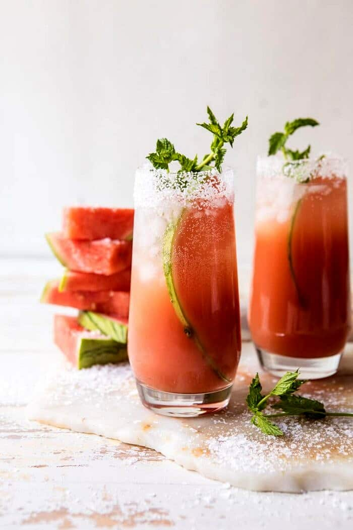 Salted Watermelon Paloma.