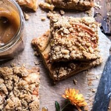 Double the Streusel Apple Butter Bars.