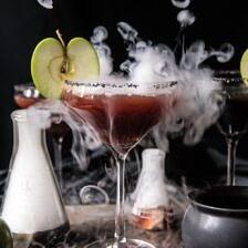 Poison Apple Martini.