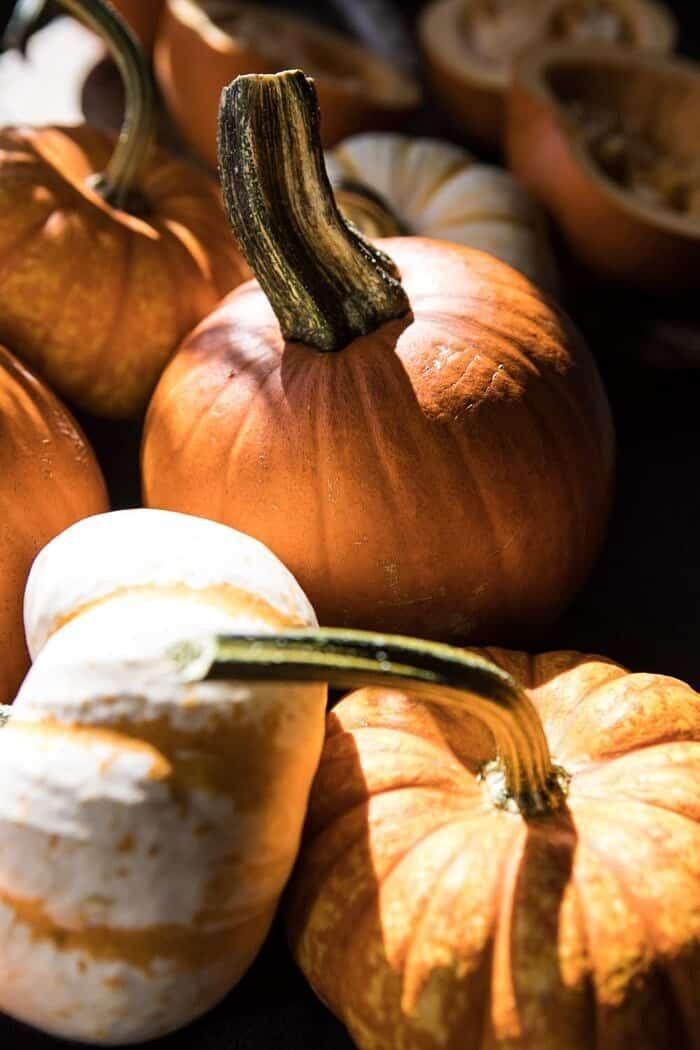 raw pumpkin photo
