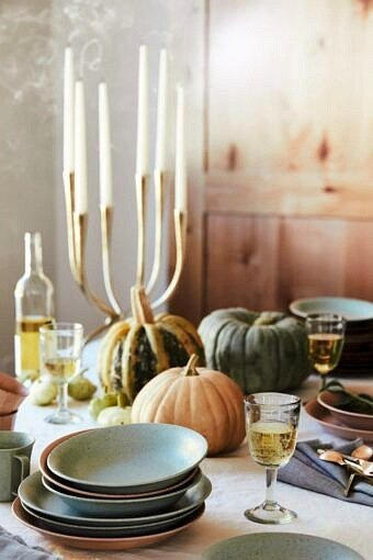 Fall Entertaining At The Studio with Anthropologie | halfbakedharvest.com