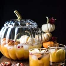 Pumpkin Patch Punch.