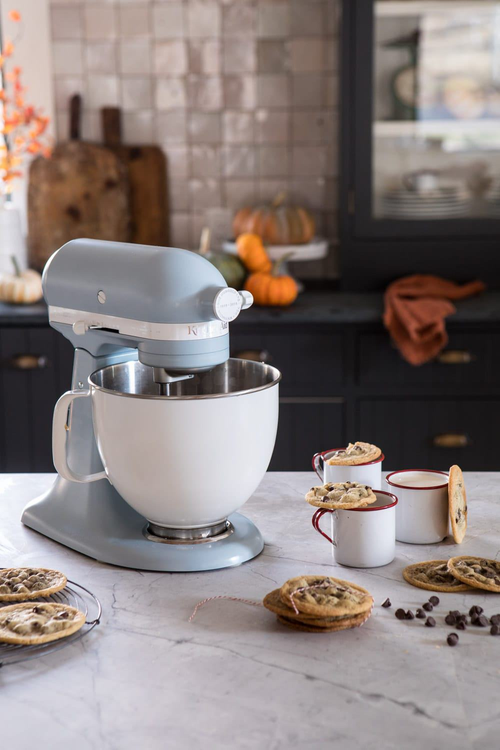 Celebrating 100 Years of KitchenAid | halfbakedharvest.com #giveaway #cookies