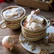 Vanilla Mocha Hot Cocoa.