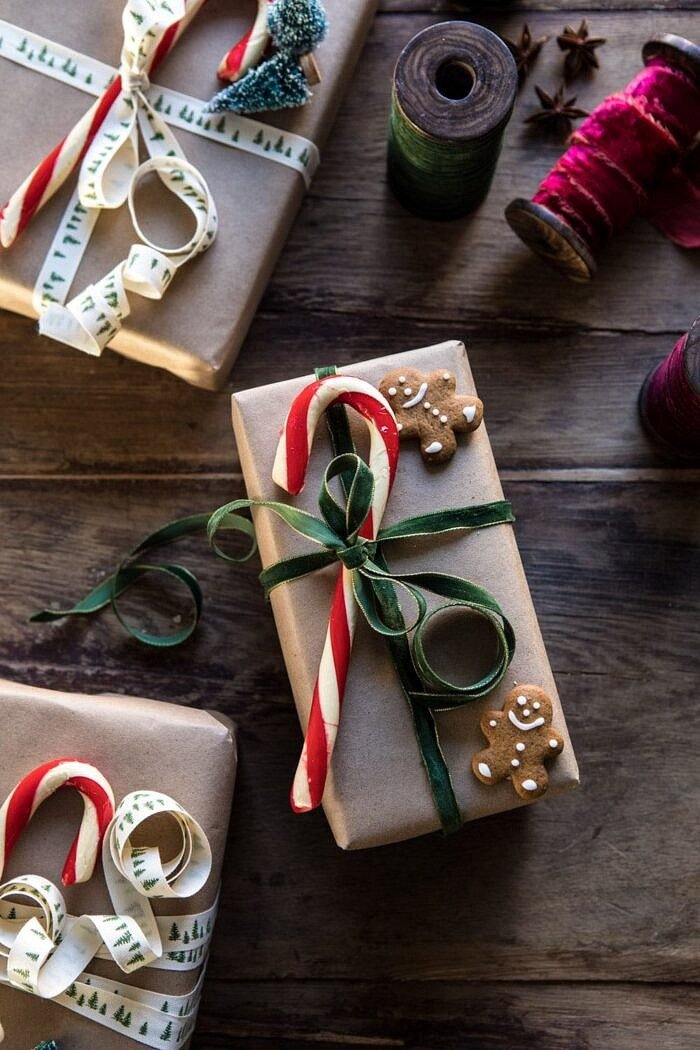Christmas Gift Wrapping Ideas Half Baked Harvest