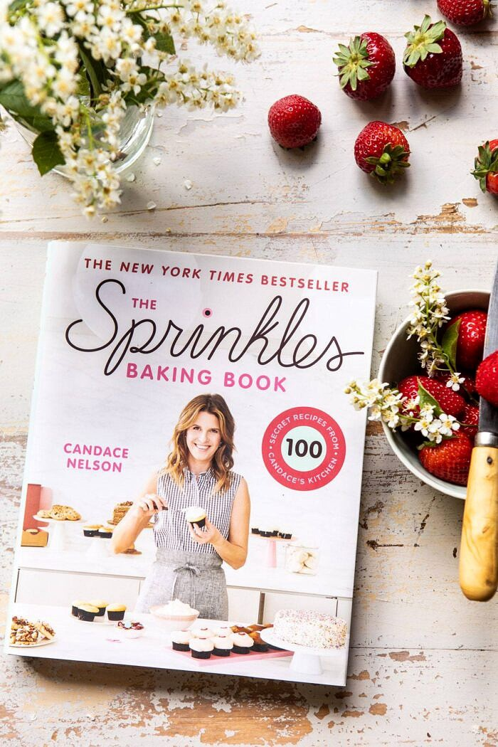 photo of The sprinkles baking book