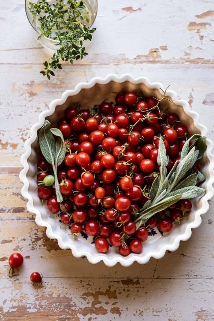 photo of raw tomatoes