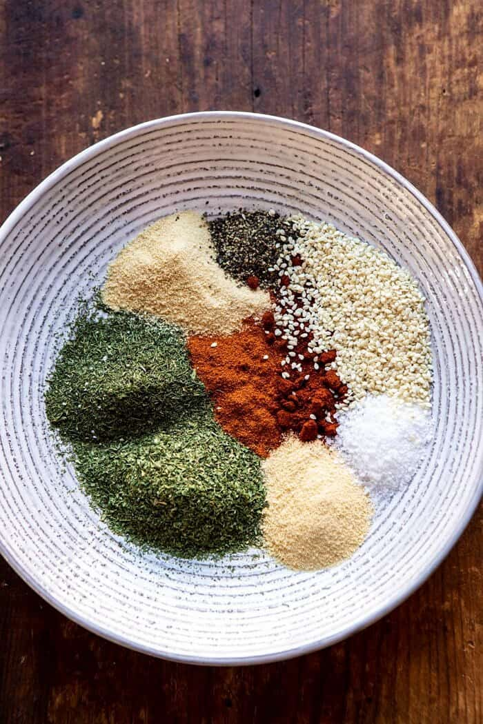 Spicy Ranch seasoning mix
