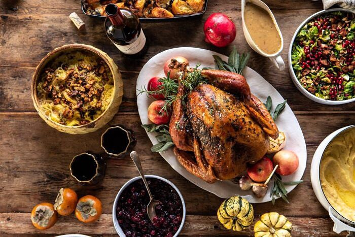 horizontal photo of Our 2019 Thanksgiving Menu and Guide