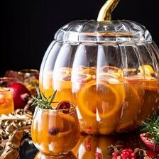 Thanksgiving Sangria.