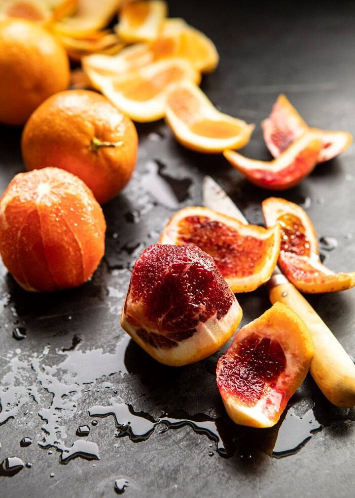 raw citrus