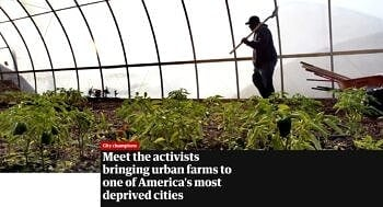 Meet the Activists Bringing Urban Farms to Cleveland.