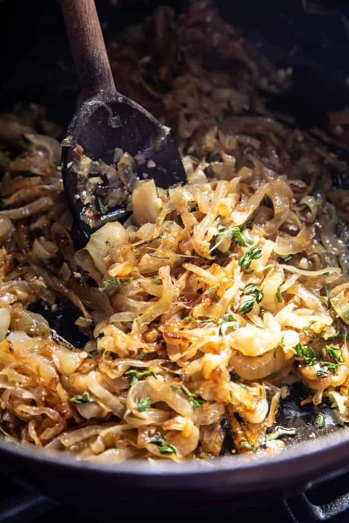 prep photo of caramelized onions