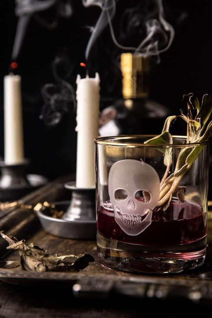 Voldemort's Dark Serum | halfbakedharvest.com