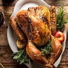 A Farm To Table Thanksgiving Turkey with a discount.