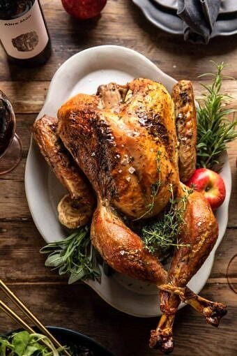 Farm To Table Thanksgiving Turkey | halfbakedharvest.com