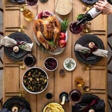 Our 2020 Thanksgiving Menu and Guide.