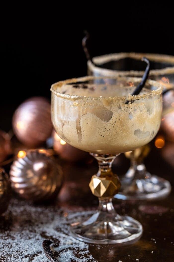 Vanilla Espresso Martini | halfbakedharvest.com
