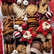 2020 Holiday Cookie Box.