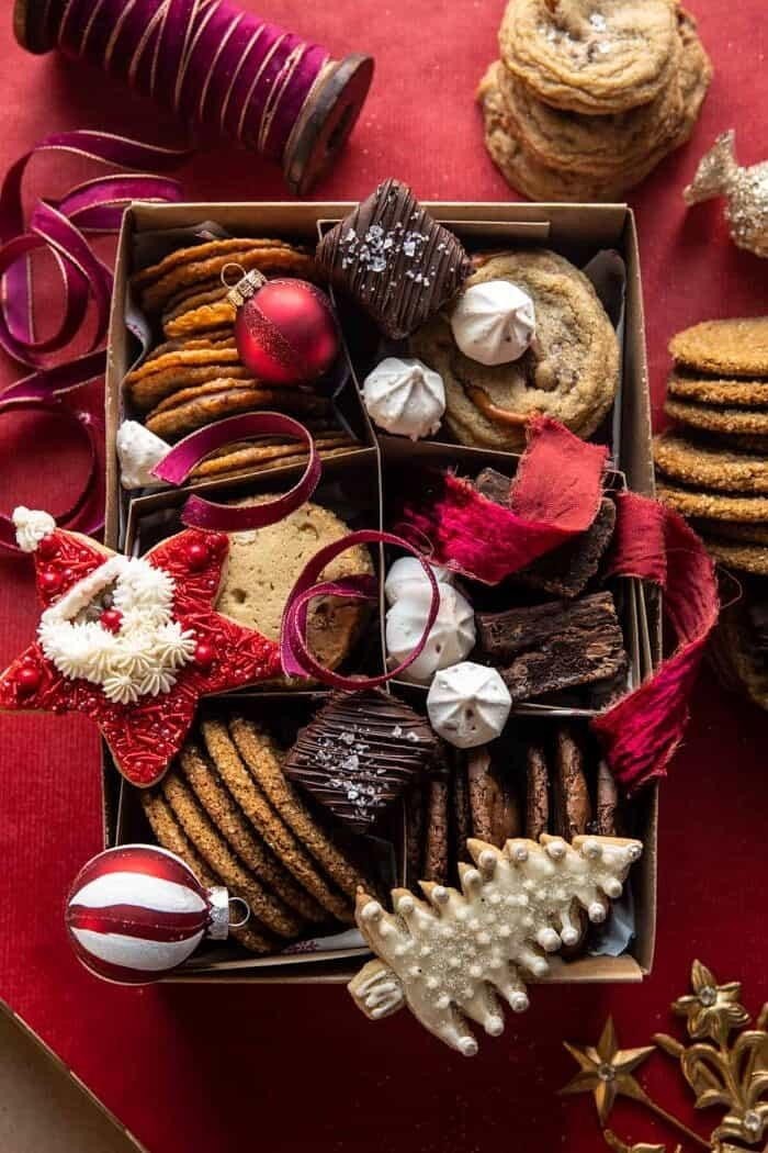 2020 Holiday Cookie Box | halfbakedharvest.com