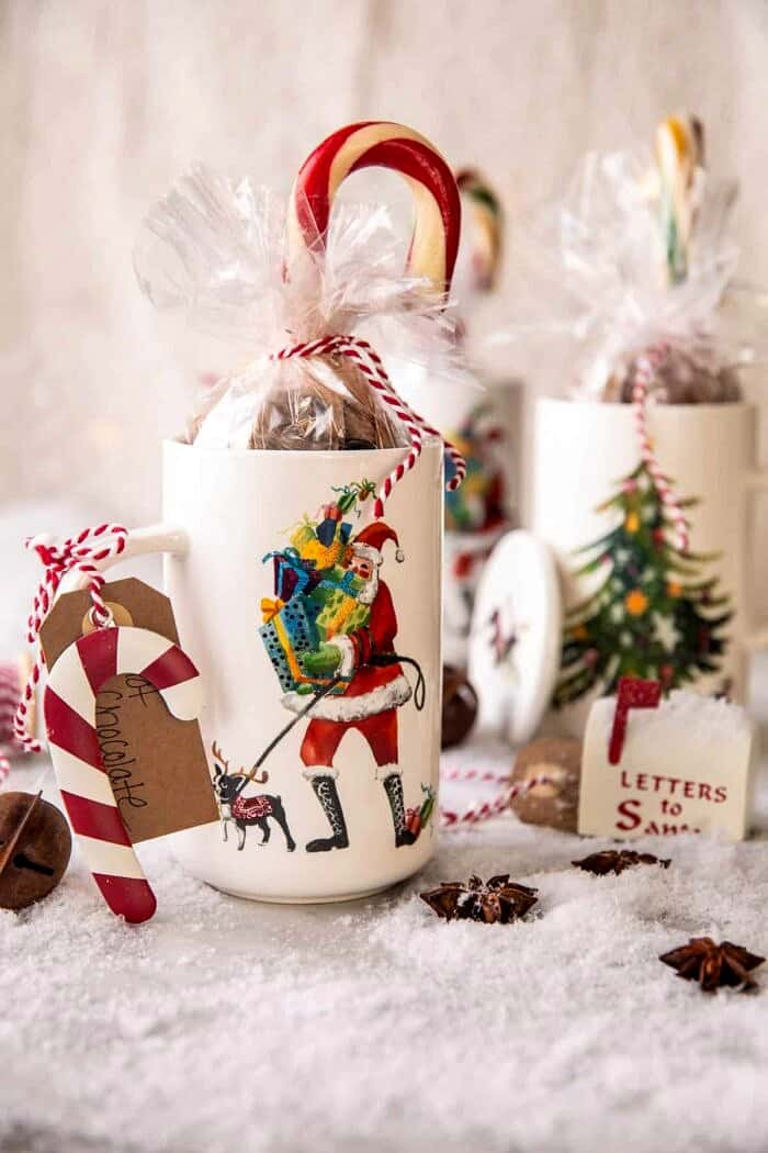 Homemade Hot Chocolate Mugs | halfbakedharvest.com