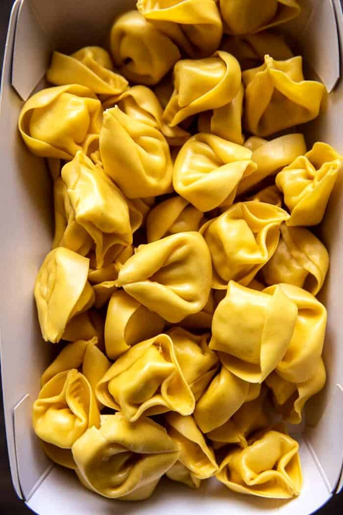 prep photo of Tortellini