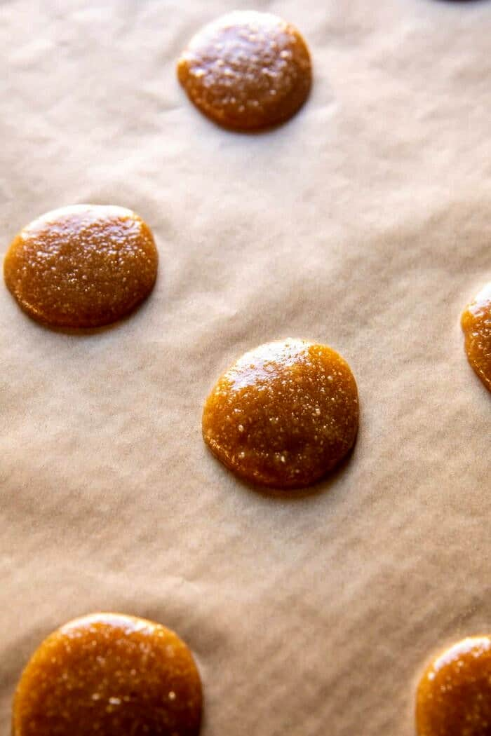 prep photo of cookie dough