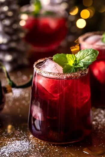 The Sweet and Spicy Cheermeister Cocktail.