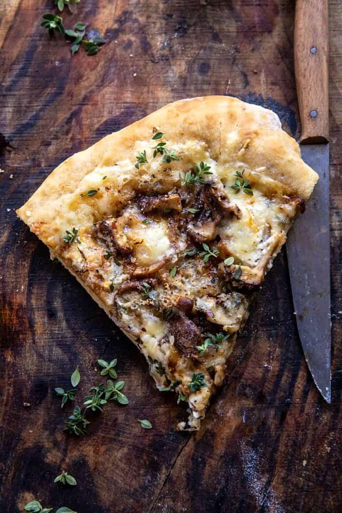 enkele pizzapunt