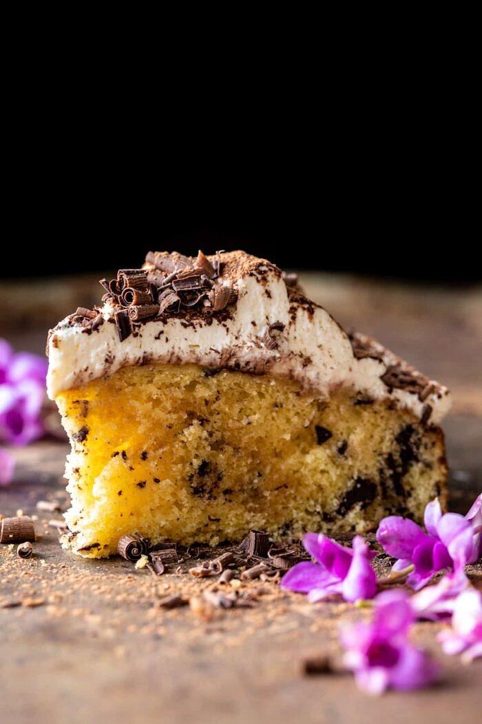 Vanilla Tiramisu Cake | halfbakedharvest.com