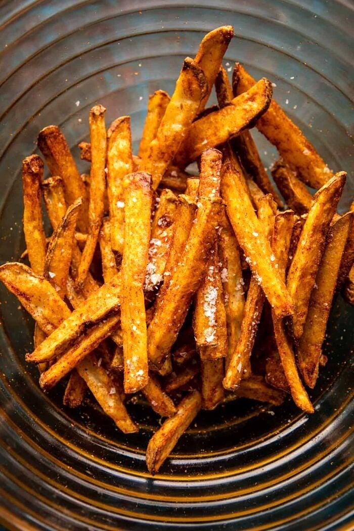 prep photo of Seasoned Fries in bowl