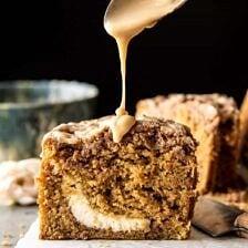 Cinnamon Streusel Coffee Coffee Cake.