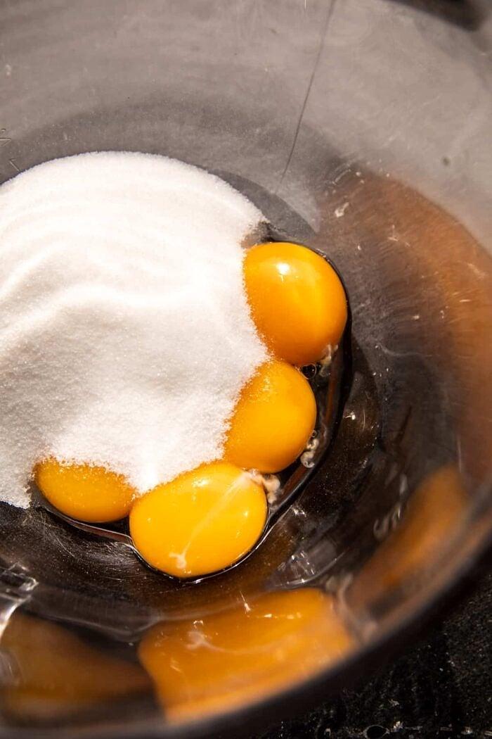 Easy Vanilla Earl Grey Crème Brûlée | halfbakedharvest.com
