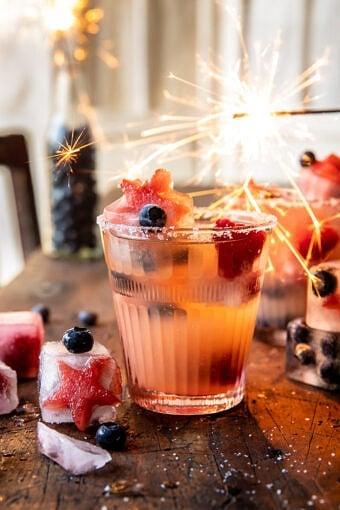 Firecracker Champagne Paloma | halfbakedharvest.com