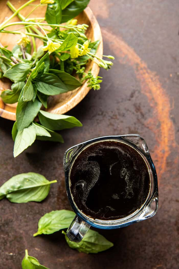 25 Minute Black Pepper Jalapeño Basil Chicken Stir Fry | halfbakedharvest.com