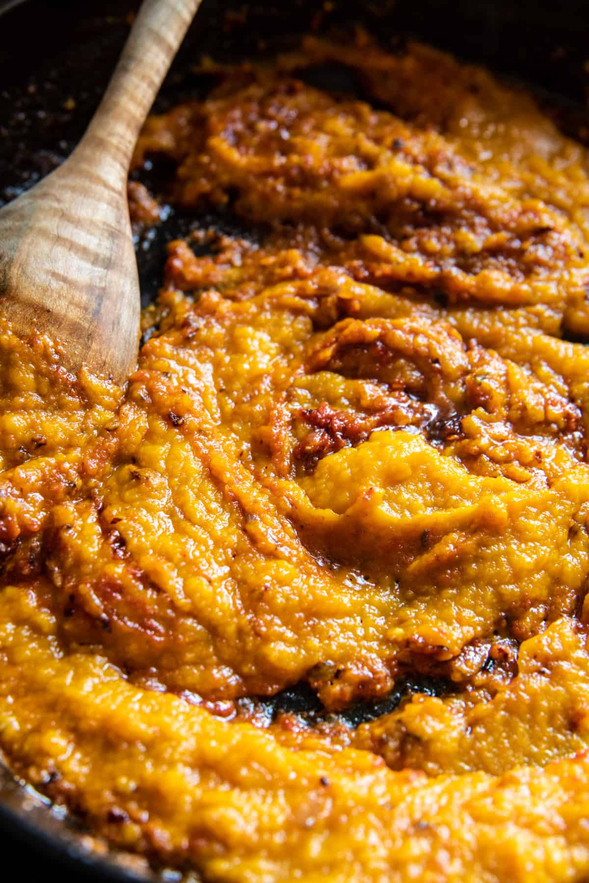 Brown Butter Pumpkin Tortellini Alla Vodka | halfbakedharrvest.com