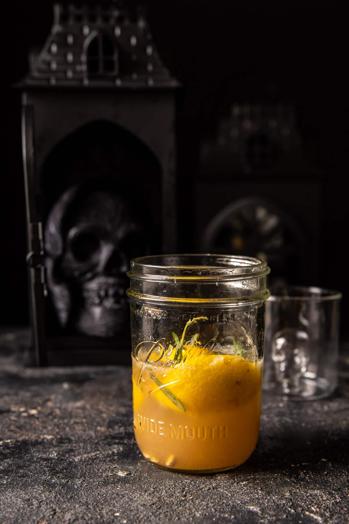The Grave Digger | halfbakedharvvest.com